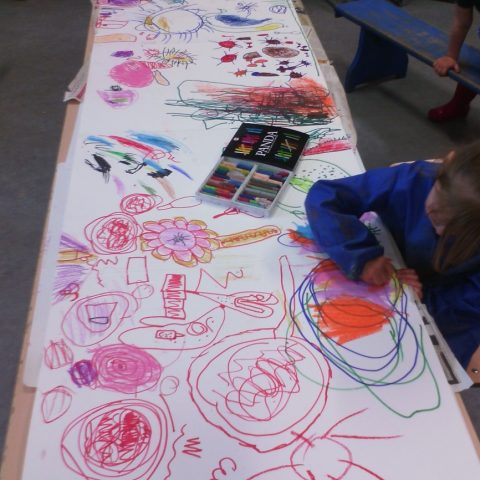 art workshop elementary school