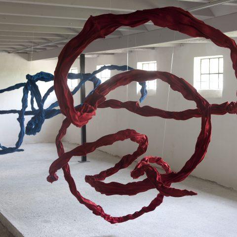 three dimensional works